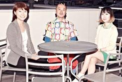 えぐちりか×木田理恵×成田久「女ゴコロでクリエイティブを変えていく」
