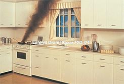 ラフォーレ原宿グランバザール ポスターの「完璧にディレクションされた世界」