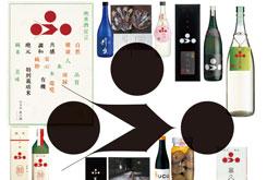 伝統と革新が同居した稀にみる富久錦のロゴデザイン