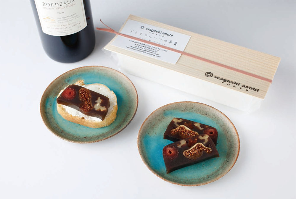新しい和菓子、新しい商いをデザインする
