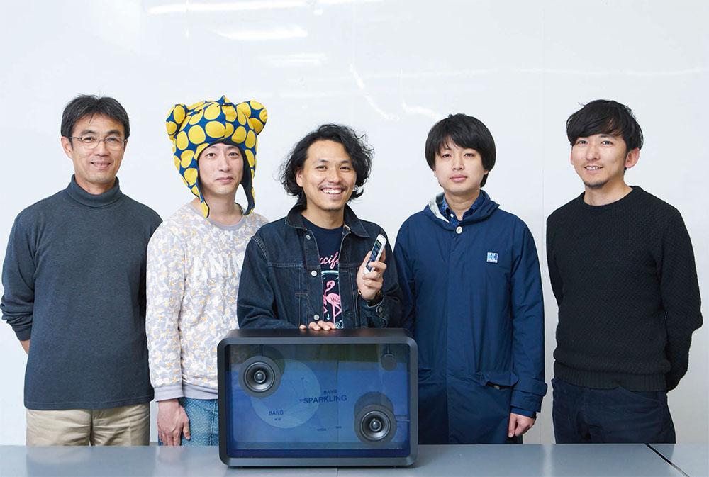 SXSWでの受賞から1年 Lyric Speakerが三越伊勢丹から発売されるまで