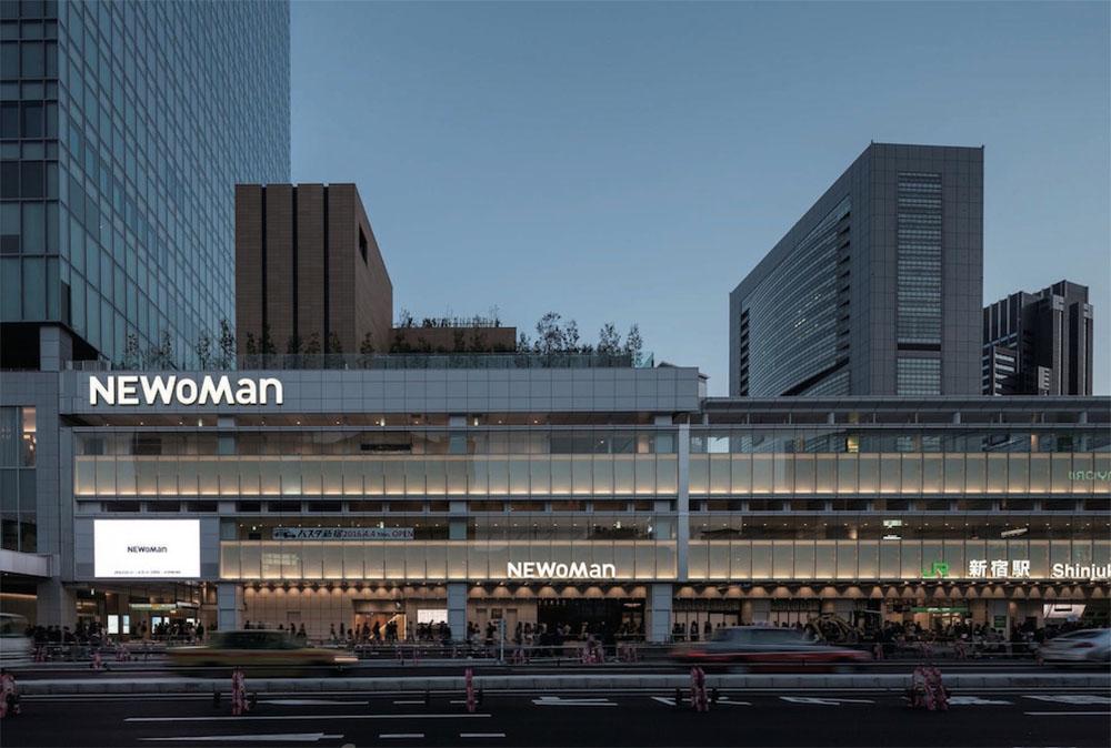 「NEWoMan」登場―ルミネによる新たなファッションビルへの挑戦