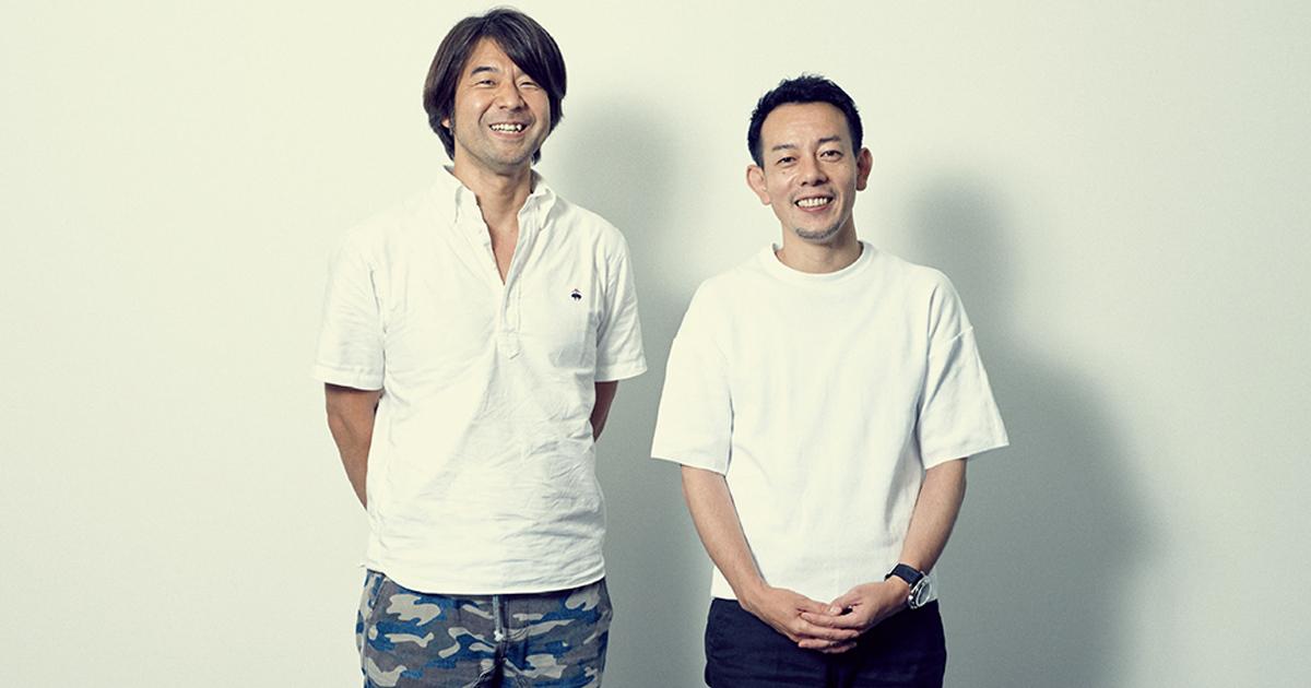 篠原誠×浜崎慎治「そのキャラクターで視聴者と『友だち』になれるか?au三太郎CMの舞台裏」