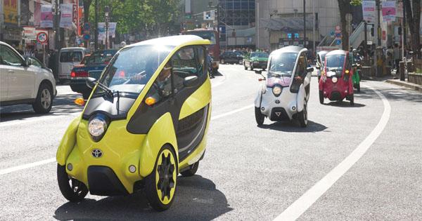 サービスとの一体開発で未来の乗り物の実用化を目指す