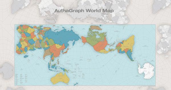 新しい視点で世界を見つめるための地図