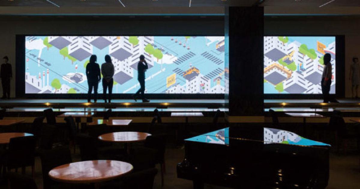 「GROOVISIONS 5×27」が青山・スパイラルで開催