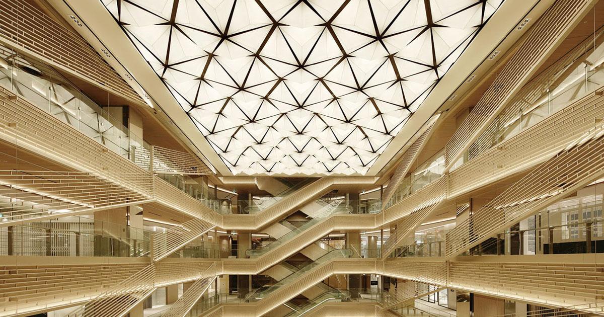 空間と人のインタラクションを重視したデザイン グエナエル・二コラ「GINZA SIX」
