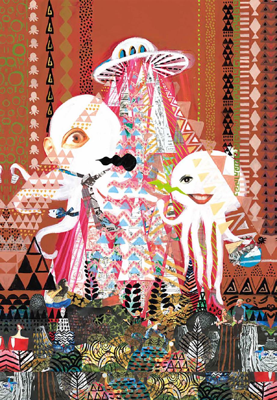森本千絵×中島信也〈森の中〉展他、注目の展覧会