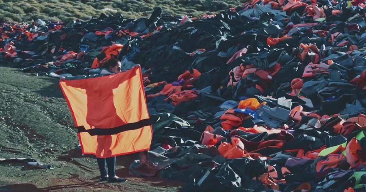 五輪への参加を通じて難民問題を世界にアピール「THE REFUGEE NATION」