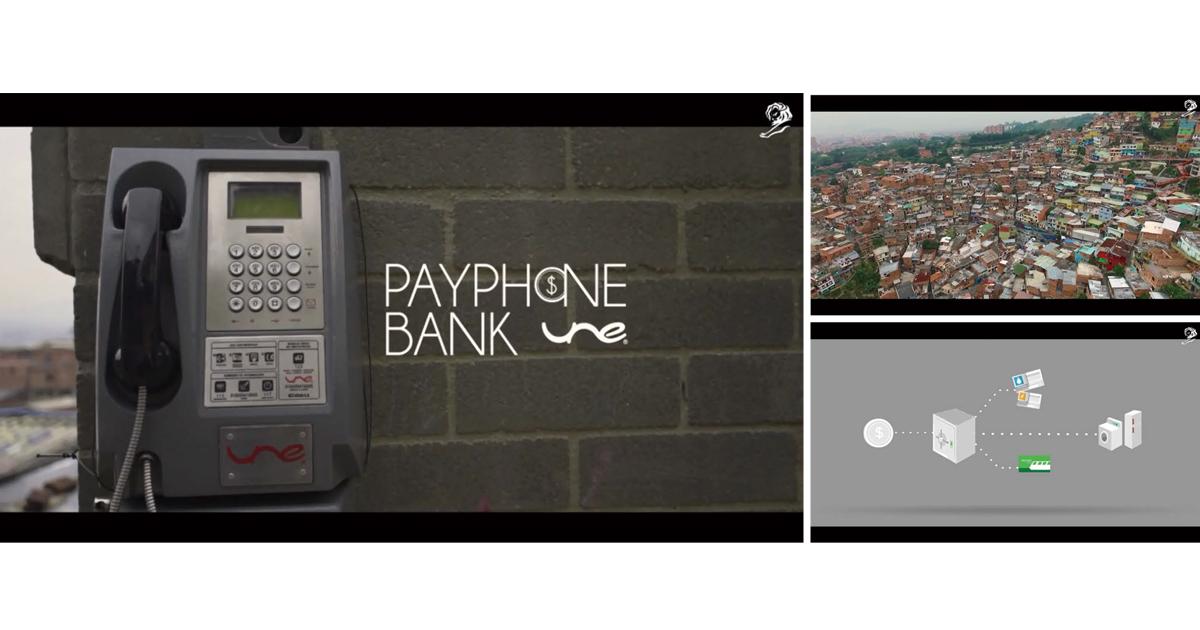 公衆電話がデジタル口座になる「PAYPHONE BANK」ほか