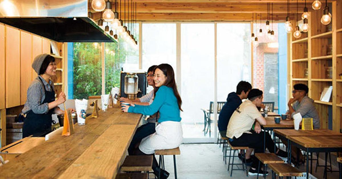 鎌倉に拠点を持つ企業が共同で使える社員食堂
