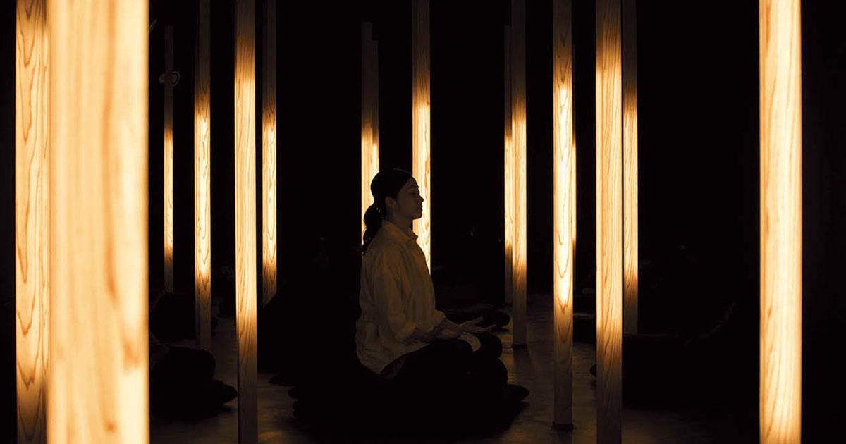 クリエイターが構想から参画 日本初の本格瞑想専門スタジオ