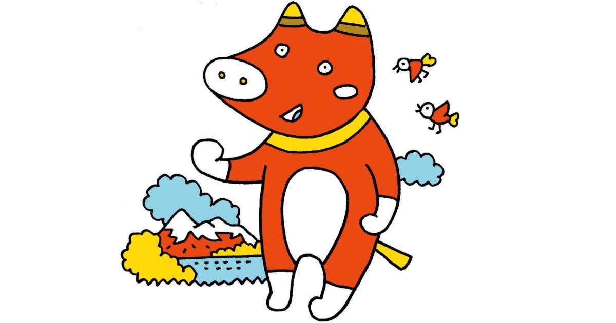 福島県の活動と伴走して成長する「ベコ太郎」