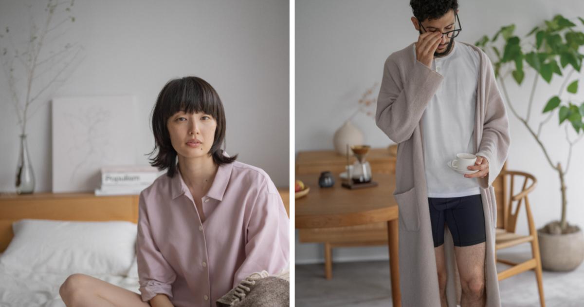 和紙の繊維「WASHI FABRIC(TM)」による新ブランド 「UNDERSON UNDERSON」