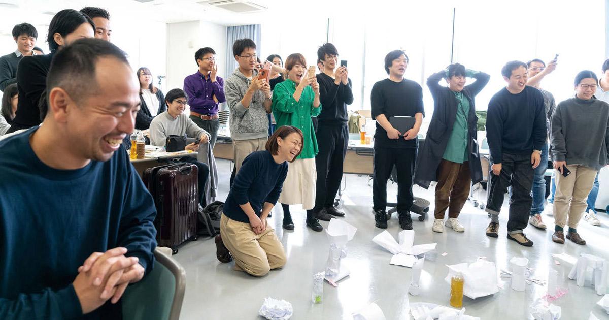 福井市で未来に問いを投げかけるプロジェクトを生み出す