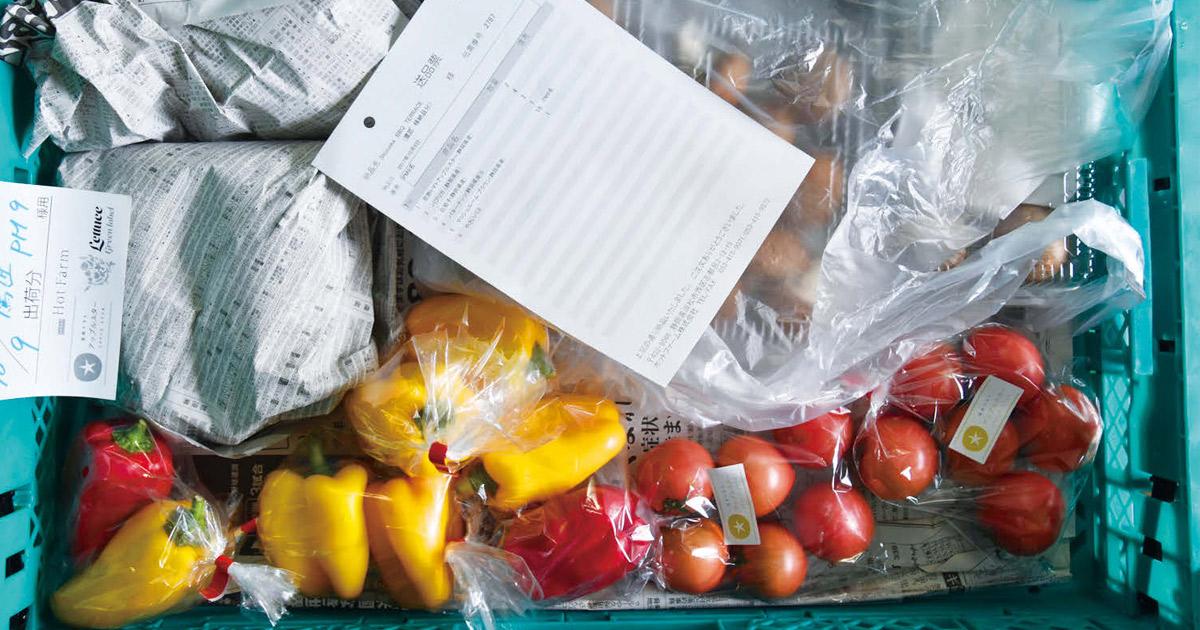 地域の経済圏をリデザインする 野菜流通を変えた仕組み