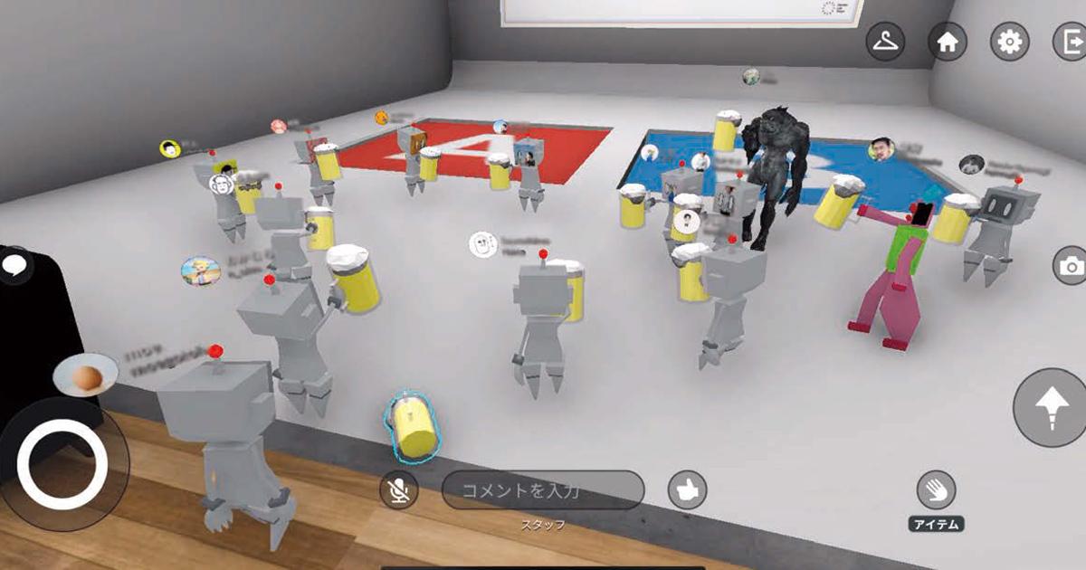 VRで何ができる?プランナーによる『リアル』なバーチャルの話