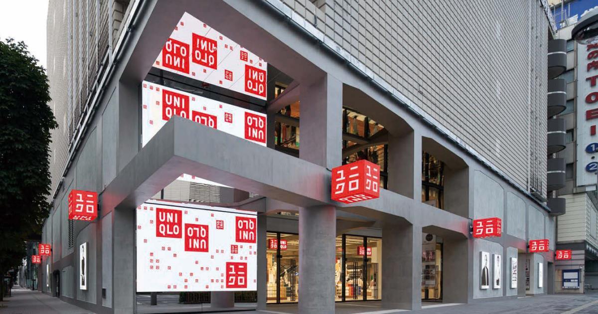 これからのコミュニケーションを表現した「UNIQLO」の3つの店舗