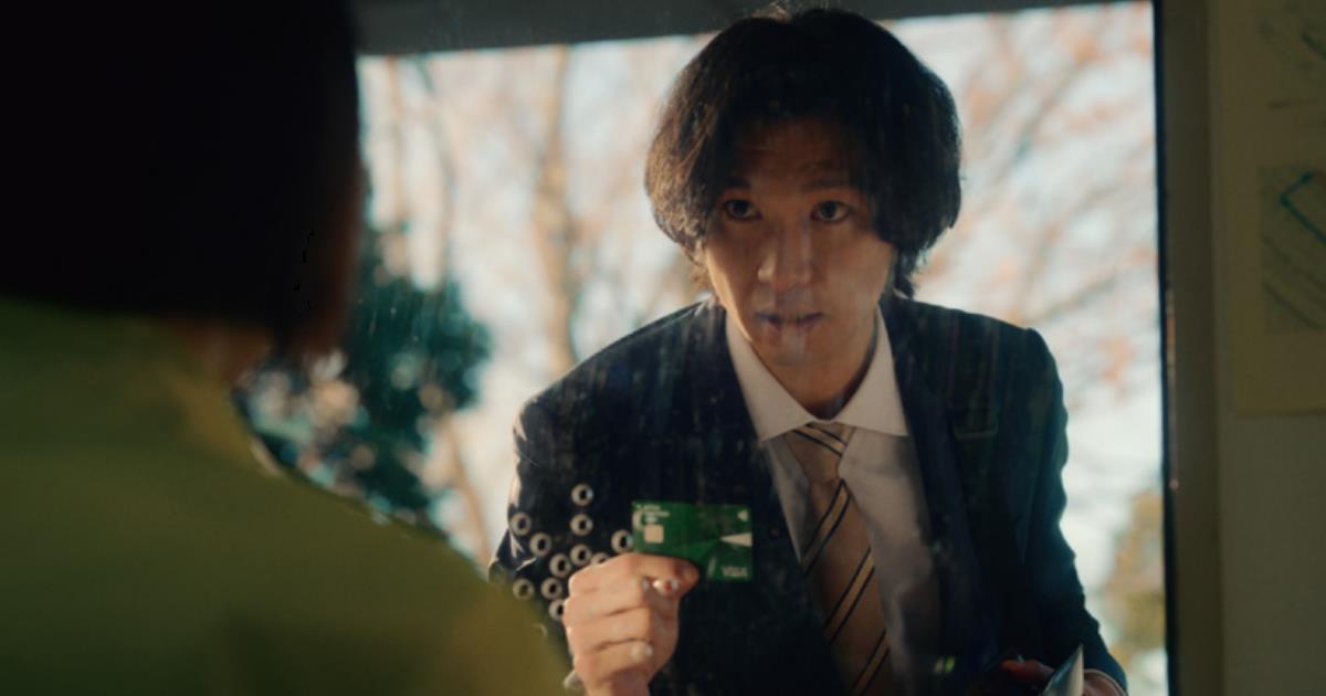 三井住友カード/ナンバーレスカード 「みんな違って、みんな同じ」篇