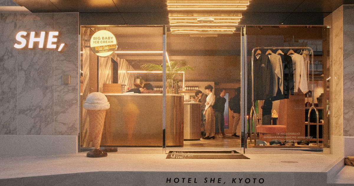 ホテルがキュレーターとなりライフスタイルを形づくる