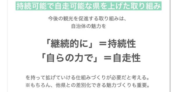 あたらしい観光のカタチへのチャレンジ 「抱く県、佐賀」