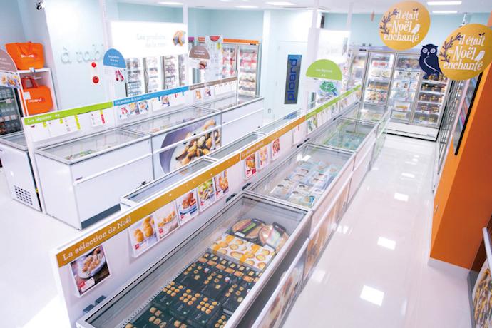 食品 専門 店 冷凍