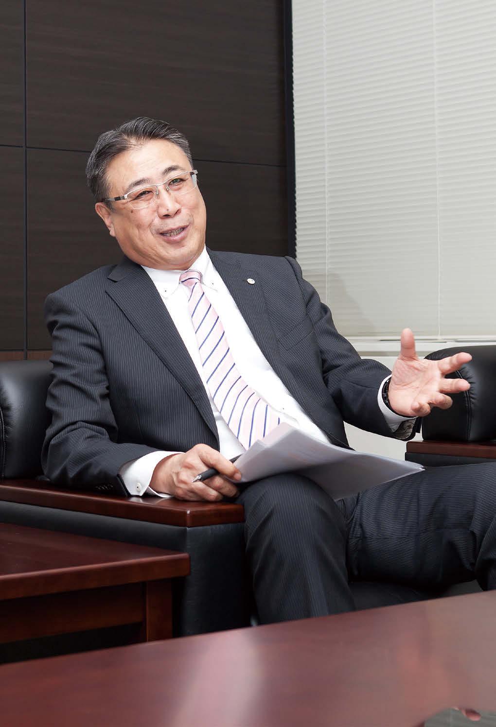CDG 代表取締役社長 大平 孝氏
