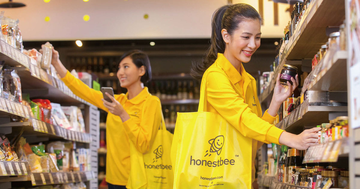 シンガポール発の買い物代行サービスが東京に進出 複数店舗での買い物、最短1時間で配送