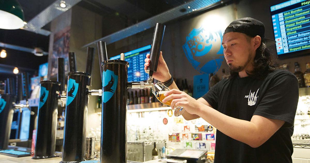 六本木の人気店店長に聞く 「BrewDog Roppongi」に見る外国人客コミュニティの作り方