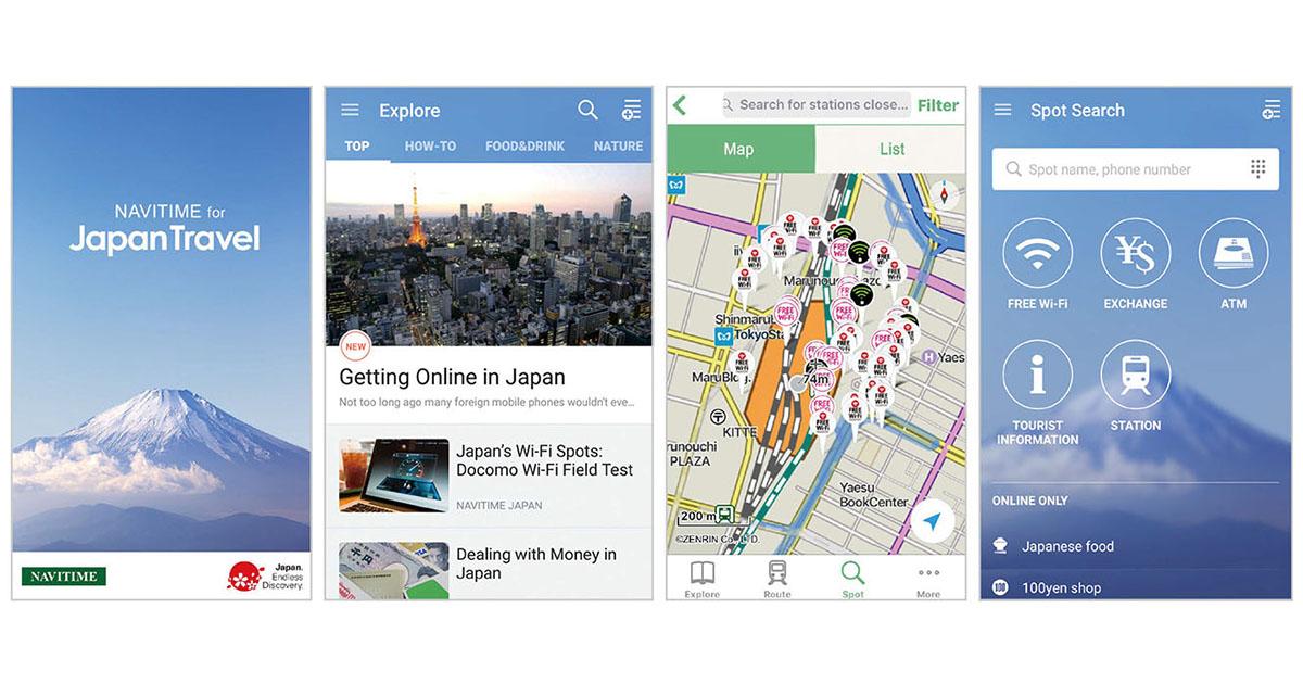 10万人の訪日客が利用 アプリの開発と改善ストーリー