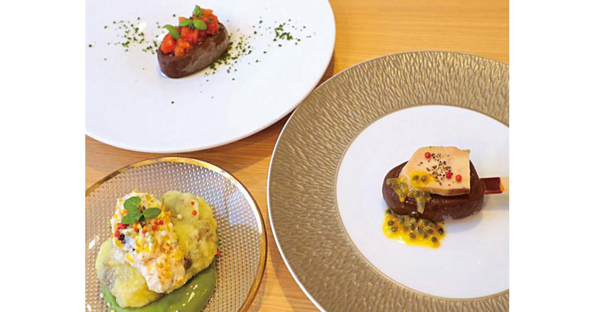 パルムが都内のレストラン3店舗にて、特別コラボメニューを提供