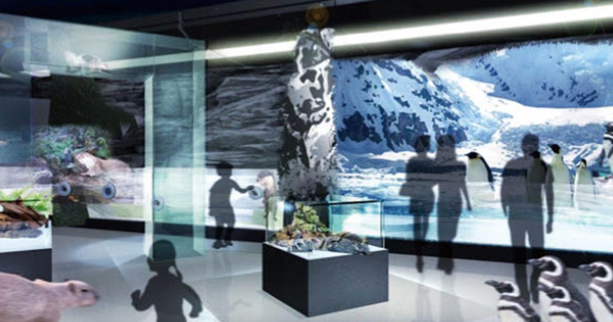 2020年開業予定の「DMMかりゆし水族館」 経済効果は約2875億円