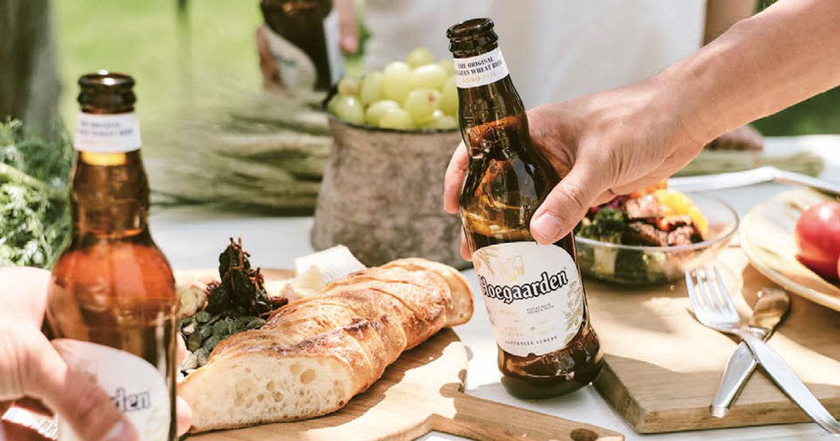 ベルギービール「ヒューガルデン」 渋谷で「ファーマーズ・ガーデン」開催