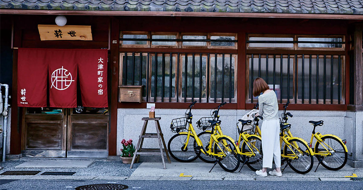 公共機関やタクシーとの相乗効果がカギか 浸透しつつある自転車シェア 訪日客の利用もじわじわ