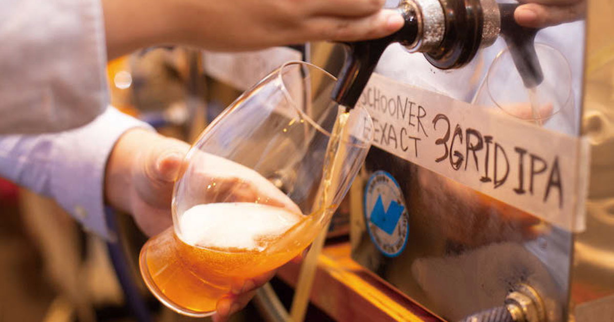 さまざまなビールが集うビアウィーク 5回めの開催は261店舗が参加