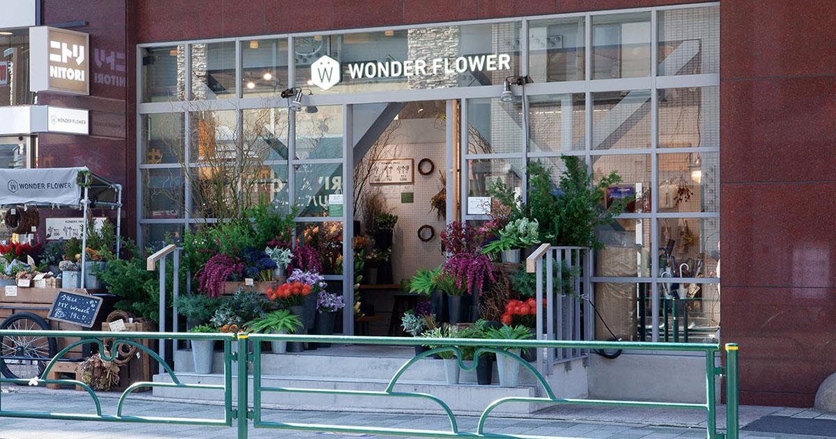 価格を3種に固定 日比谷花壇 ホームユース専用の花屋