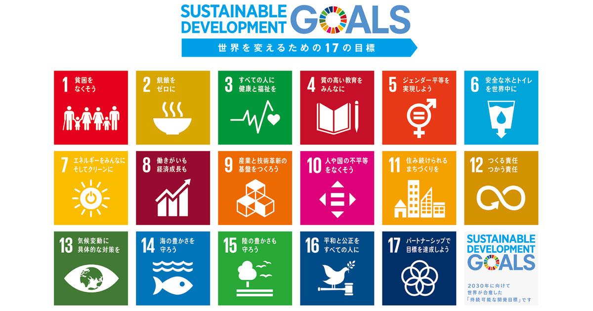 持続可能な社会と小売業のSDGs経営