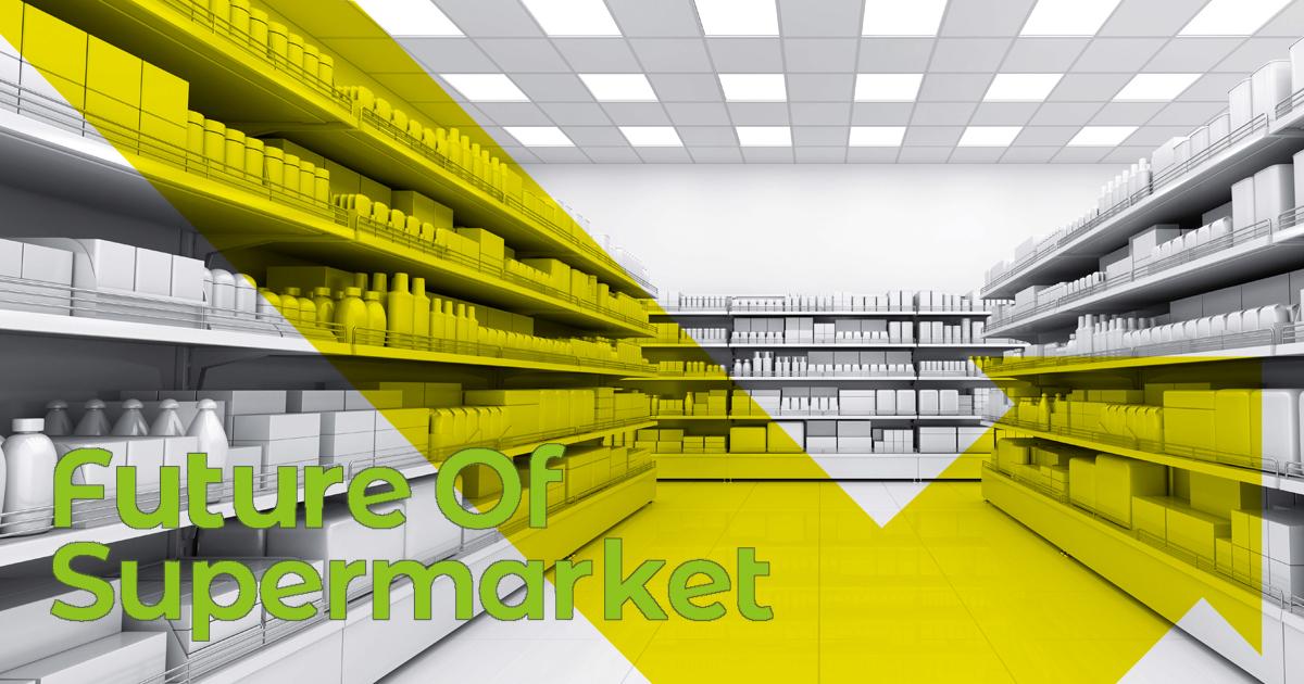 スーパーマーケットと消費増税