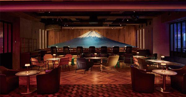 カフェ、ランチ、バー、クラブ「キラリトギンザ」に多目的ラウンジオープン