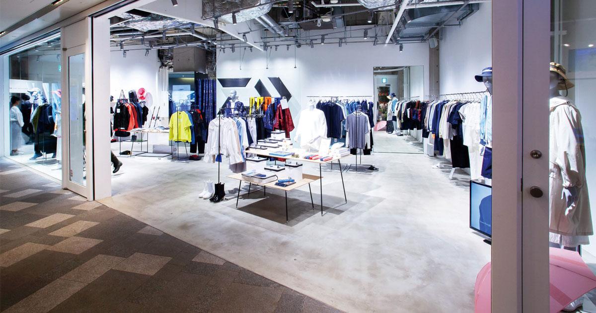 グローブライドがアパレル参入 新店オープンで顧客の拡大図る