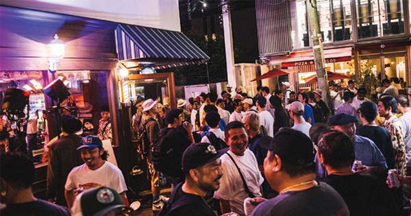 ビール「Pabst Blue Ribbon」発売パーティー 著名人など500人が参加