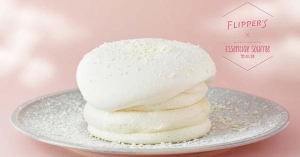 パンケーキがコーセー新商品とコラボ サンプリングも好評、ベイクルーズ