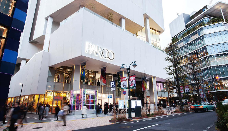 渋谷PARCOの建て替え計画のイメージ図が公表される : 超高層