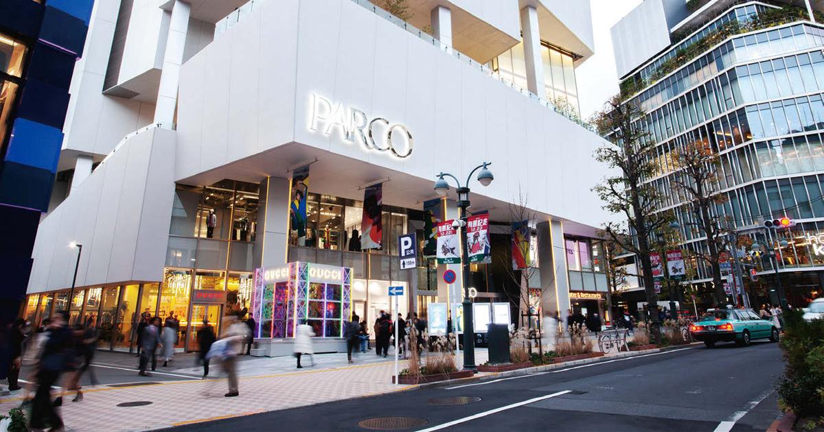渋谷PARCOが実現する買い物体験の最大化