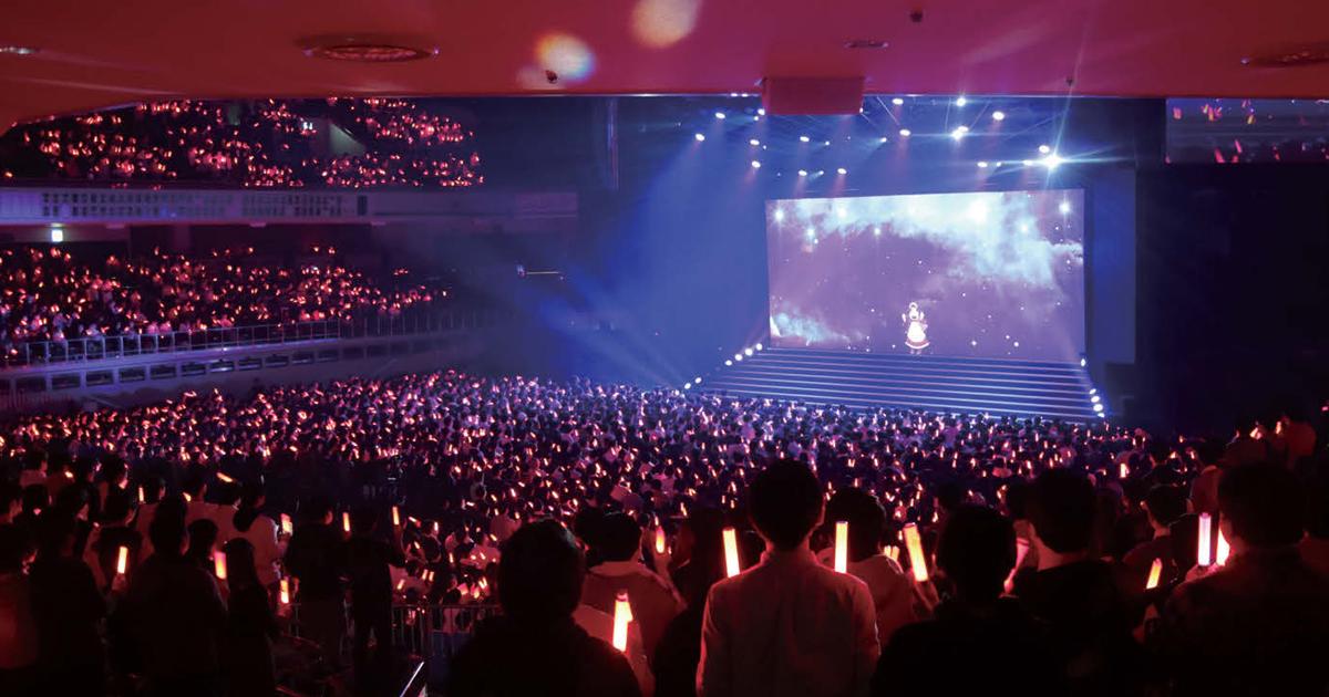 ライブの待ち時間をエンタメに 1万人が参加した街めぐりイベント