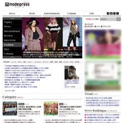 月1億PV、テレビ番組のネタ元にもなる女子向けサイト「モデルプレス」