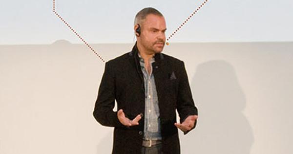 イケア新CEO、聴衆と「対話」するプレゼンスタイル