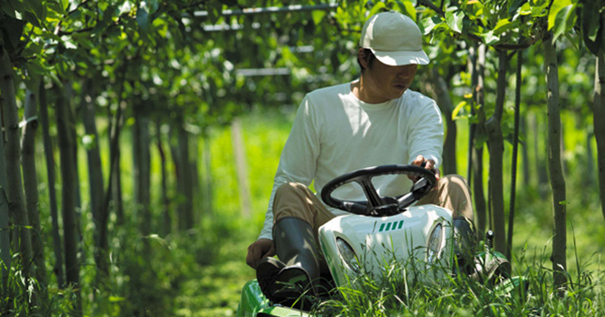 福岡の農機具メーカー 「生産者が主役」でリブランディング