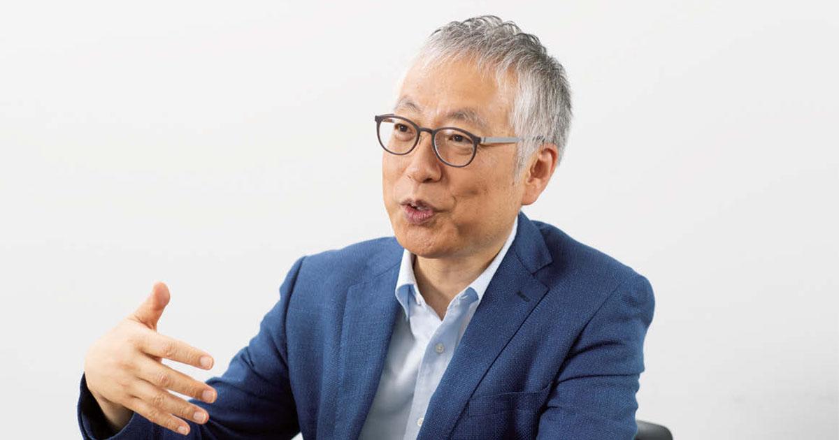WBS解説キャスターに就任した滝田洋一さん 広報からの「逆提案」も大歓迎!