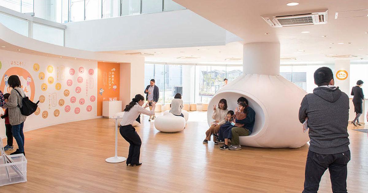 中華まんミュージアムもオープン 変貌する「ブランド発信拠点」の今